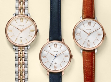 What level of quality are Fossil watches?